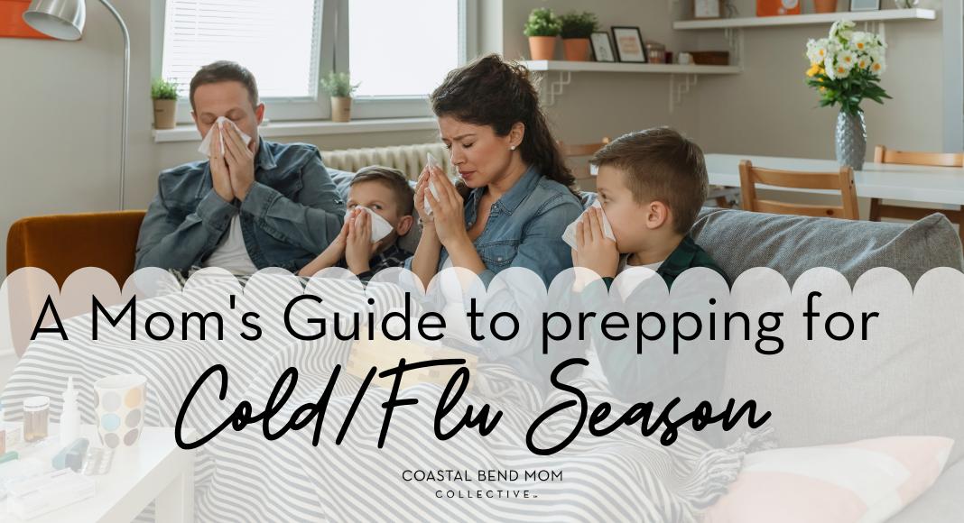 Prepping for Cold/Flu Season
