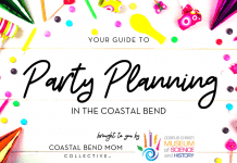 Party Planning in the Coastal Bend | Corpus Christi