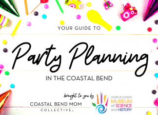 Party Planning in the Coastal Bend   Corpus Christi