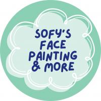 Blue Safety Reminder Circle Sticker (1)