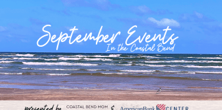 September Events in the Coastal Bend
