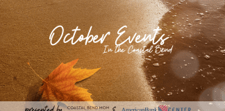 October Events   Coastal Bend Mom Collective