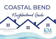 Guide to Coastal Bend Communities | Coastal Bend Mom Collective | KM Premier Real Estate