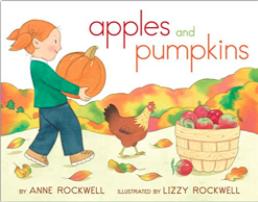 Apples and Pumpkins fall board book