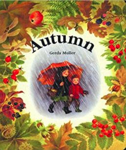 Autumn fall board book