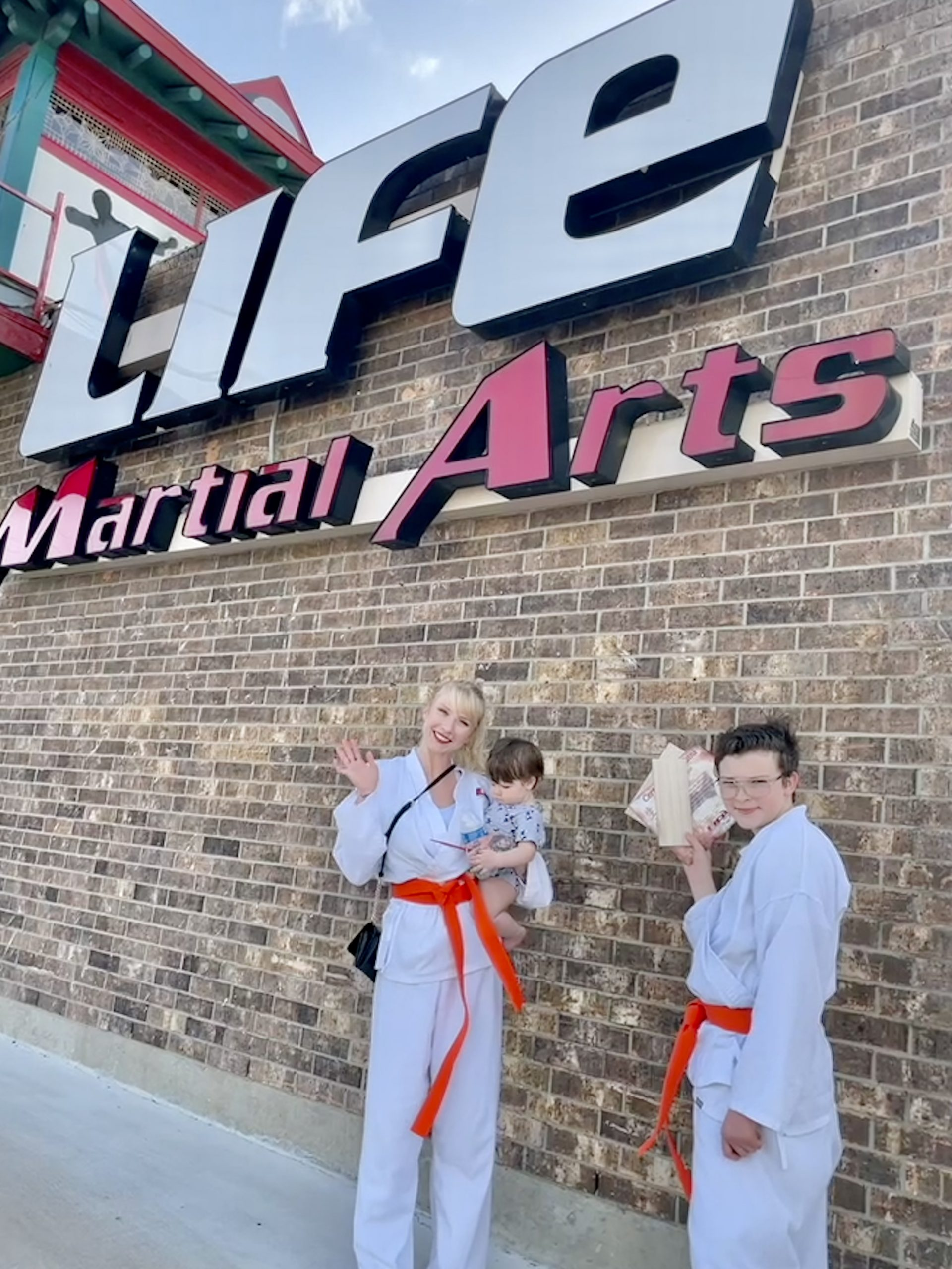 Life martial arts