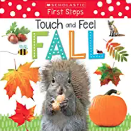Touch and Feel Fall board book